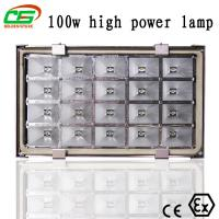 Wholesale 100W  explosion proof LED industrial lighting fixture, canopy light from china suppliers