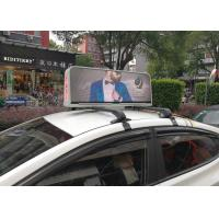 Wholesale HD 5mm Pixel Smd1921 Type Taxi Led Display 64x64 Dots Module Resolution from china suppliers