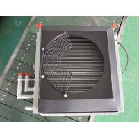 Wholesale Custom Aluminum Tube Fin Water cooled heat exchanger Radiator For High Pressure from china suppliers