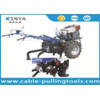Wholesale Two Wheel Walking Tractor With Dongfeng Engine Power Tractor Winch from china suppliers