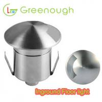 Buy cheap LED Inground Light/ LED Deck light/1 Way Uplight/Floor light GNH-IG-3W-H-A from wholesalers