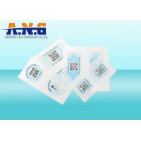 Wholesale Waterproof Printable HF Rfid Tags For Mobile Payment , 1~5cm Reading Range from china suppliers