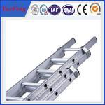 Wholesale 6063 t5 OEM aluminum fabrication,ladder aluminium,aluminium extension ladder from china suppliers
