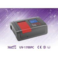 Wholesale Selenium Laboratory Spectrophotometer Sodium , Ultraviolet Visible Spectroscopy from china suppliers