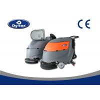 Wholesale Classical Compact Commercial Floor Scrubber Dryer Machine For Airport / School Ground from china suppliers