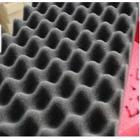Wholesale Black Studio Wave Shaped Fire Resistant Insulation Material Noise Cancelling from china suppliers