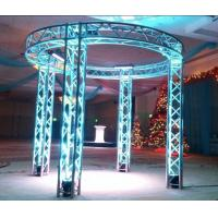 Wholesale Party DI Aluminum Stage Lighting Truss ARC / Ladder / Triangular / Square Shape from china suppliers