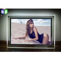 Wholesale Wall Mounted Custom LED Light Box Sign Panels Picture Frame For Advertising from china suppliers