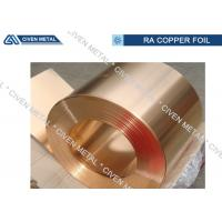 Wholesale Standard Tin Phosphor Bronze Foil Copper Alloy Metal Foils C5191 / C5210 from china suppliers