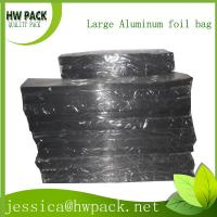 Wholesale long aluminium foil bag miosture barrier bag from china suppliers