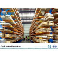 Wholesale Industrial Industrial Metal Racks, Warehouse Cold Roll Steel King Cantilever Rack from china suppliers