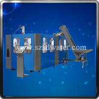 Buy cheap Automatic production liner blow molding bottles plant from wholesalers