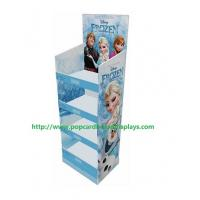 Wholesale Pop Printed Corrugated Cosmetic Cardboard Counter Display Recyclable from china suppliers