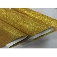 """Wholesale 54"""" Width Glitter Effect Wallpaper Glitter Fabric Gold Wallpaper Pu Cloth Backing from china suppliers"""