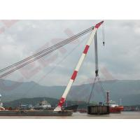 Wholesale 180Ton / 300Ton WD350  Luffing Mast Crane / floating crane for heavy duty lifting from china suppliers