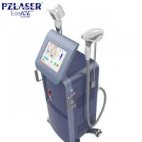 Wholesale Portable Permanent Hair Removal Laser Machine , Laser Depilation Machine For Salon from china suppliers