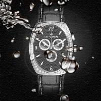 Wholesale Prism Shape Sports Chronograph Watch from china suppliers