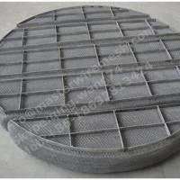 Quality HG/T21618-1998 Demister diameter 300-9000mm & thickness 100-300mm for sale
