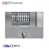 Wholesale R404a Refrigerant 5 Ton Ice Cube Machine Energy Saving 380v 50Hz 3 phase from china suppliers