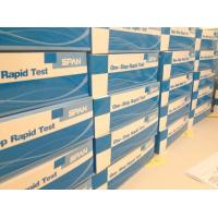 Buy cheap Filariasis IgG/IgM Rapid Test Uncut Sheet from wholesalers