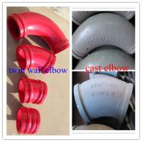 Buy cheap Concrete pump elbow from wholesalers