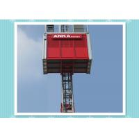 Wholesale Man Material Construction Hoist Elevator With 2000kg Load Capacity from china suppliers