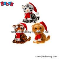 Wholesale Hot Sale Plush Big Eyes Stuffed Animal Christmas Toy from china suppliers