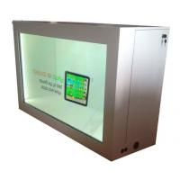 Wholesale HD Indoor 3G transparent lcd panel Window For Exhibition Wide viewing angel from china suppliers