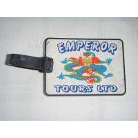 Wholesale cute pvc luggage tag from china suppliers