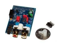 Wholesale HiFi DAC (Analog version) Shield for Raspberry Pi from china suppliers