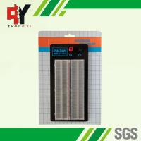 Wholesale Clear ABS Plastic Solderless Breadboard with 2 Binding Posts from china suppliers