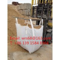 Wholesale Woven Polypropylene 1 Ton Bulk Bags , One Ton Bags 1 Ton Sacks For Chemical / Building from china suppliers