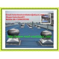 Wholesale 900mm large wind driven roof turbo ventilator for workshop stainless steel from china suppliers