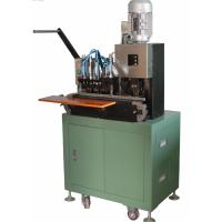 Quality AM203- D VDE Wire Euro Plug Terminal Crimping Machine For Making Power Cable for sale