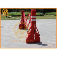 Wholesale Temperature Resistant Multi Gate Blowing Expandable Fence Barrier FCC / SGS from china suppliers