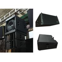 Wholesale Dual 10 Inch Three Way Outdoor Sound System Driver Neodymium for Bars / Disco from china suppliers