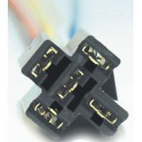 Wholesale 4Pin or 5Pin Ceramic Relay Socket with Cables from china suppliers