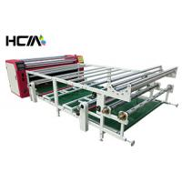 Wholesale Digital Sublimation Roller T - Shirt Heat Transfer Machine High Pressure from china suppliers
