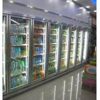 Wholesale Convenience Store Glass Door Freezer For Fruit 2 - 8 Degree Danfoss Compressor from china suppliers