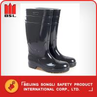 Wholesale SLS-ZY004BK  RAIN BOOTS from china suppliers