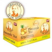Wholesale Hot Selling 100% Natural  Dr. Ming Pineapple Weight Loss Slimming Tea from china suppliers