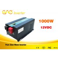Wholesale Automatic Off Grid Ups Solar Inverter DC To AC Inverter 1kw 24 Volt Pure Sine Wave Inverter from china suppliers