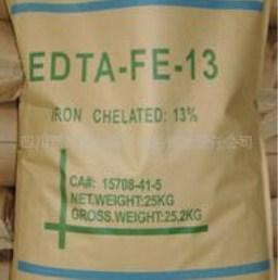 Wholesale Microgranular EDTA Ferric Sodium Salt EDTA-FE-13 CAS No. 15708-41-5 of EDTA Chelator Xi from china suppliers
