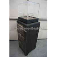 Wholesale Black Sunglasses Display Case Freestanding Acrylic Top Sunglass Display Cabinet from china suppliers