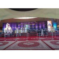 Quality Indoor HD P4  SMD LED Display programmable for Stage Performance 120° view angle for sale