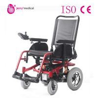 JRWD601 Back Adjustable Electric Wheel Chairs Comfortable 1010X600X1075 mm