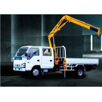 Wholesale 3200kg   knuckle boom crane Truck Mounted 6.72 T.M Lifting commercial from china suppliers