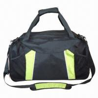 Wholesale Duffel Bag, Front Compartment with Buckles for Rackets or Helmets from china suppliers