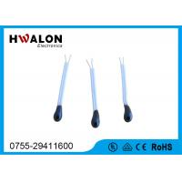 Wholesale CP Wire Bead Precision 1% Temperature Sensor Thermistor , ntc 10k thermistor For UPS Power from china suppliers