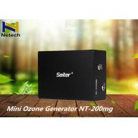 Wholesale NT-200mg Mini Household Ozone Generator Electrical Ozone Machines For Home Use from china suppliers